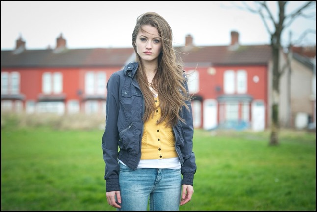 Lauren McQueen as Shelly in The Violators