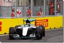 Nico Rosberg conquista la pole del gran premio d'Europa 2016