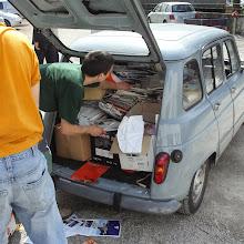 Zbiranje papirja, Ilirska Bistrica 2006 - KIF_8352.JPG