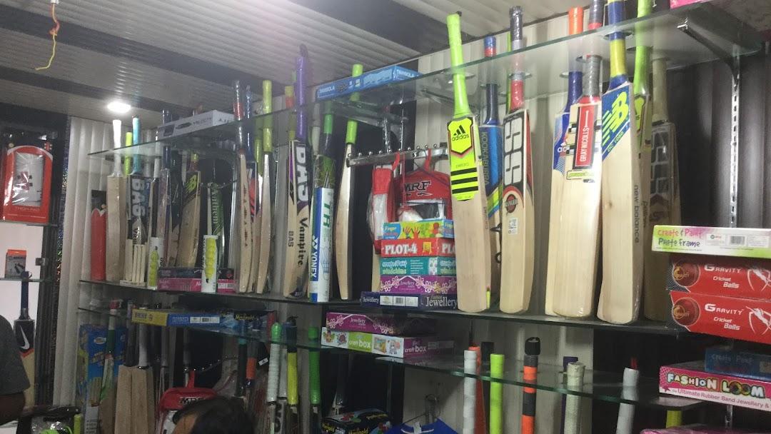 Crystal cricket store/cricket goods shops in chandigarh/Panchkula