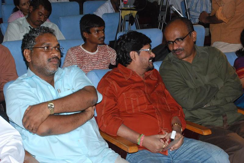 Gorati Venkanna, N.Shankar and Mallepalli Laxmaih