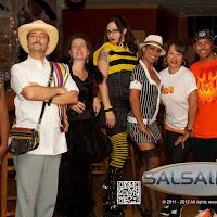 2012.10.26 Boo!!! Halloween at La Casa del Son