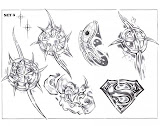 Design Of Magic Tattoo