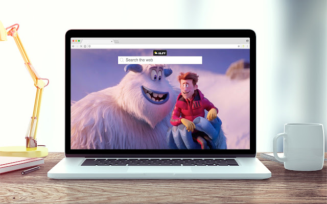 Smallfoot Wallpapers New Tab Theme