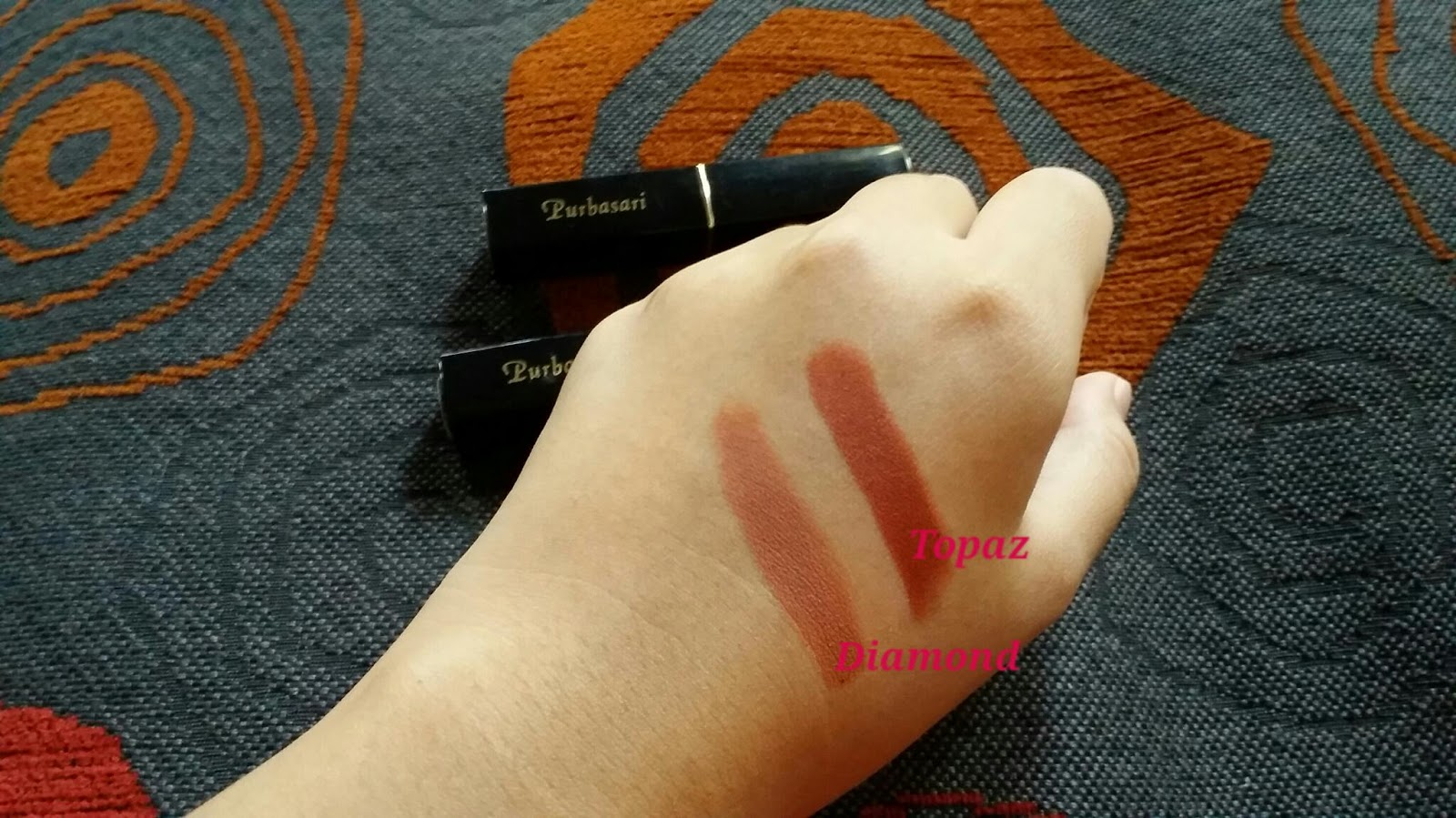 My Make Up Kit Lips Purbasari Matte Lipstick Revlon Colorstay Lipstik Paling  Original Karena Kalian Akan Kaget Kalo Produk Lokal Bisa Punya Yang Sebagus Ini Harganya Sangat Murah Sekitar Rp 30000 2 Lip Stain