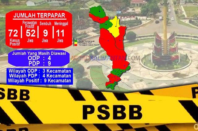 Menkes Setujui Permohonan PSBB Kapuas