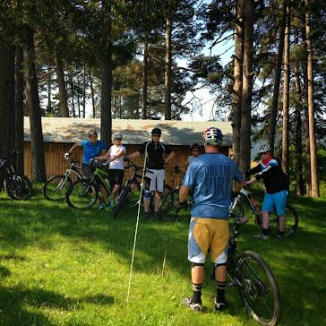 Tschugg Camp 1 2014