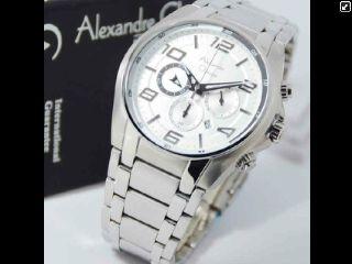 Jual jam tangan Alexadre Christie