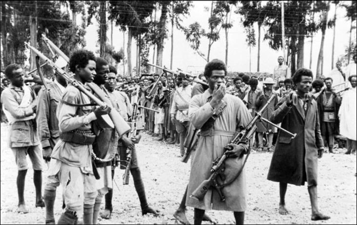 Etiópia - Segunda Guerra Mundial