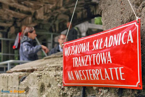 Gdańsk Westerplatte - Wojskowa Składnica Tranzytowa
