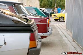 Vintage Cool Car Meet