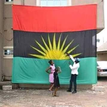 Large flag of biafra made of 100 polyester now for sale large biafra flag for sale thecheapjerseys Image collections