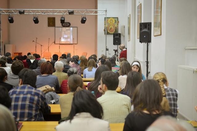 Seara cultural duhorvniceasca la FTOUB 045