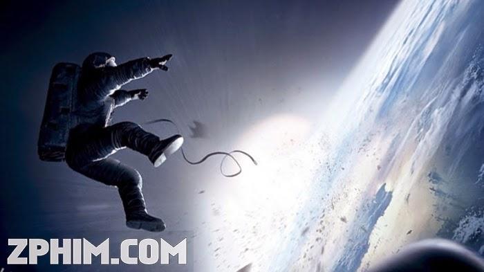 Ảnh trong phim Cuộc Chiến Không Trọng Lực - Gravity 1