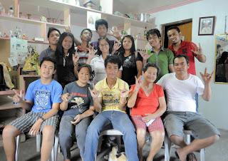 Limuel Valdez' Family (San Rafael, Bulacan) - March 3