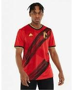Jual Jersey Belgia Home Euro 2020 Jersey Timnas