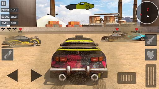 Demolition Derby 2020 - Crash, Smash and Destroy screenshots 1