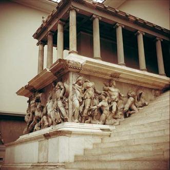 PERGAMON ALTAR (2)