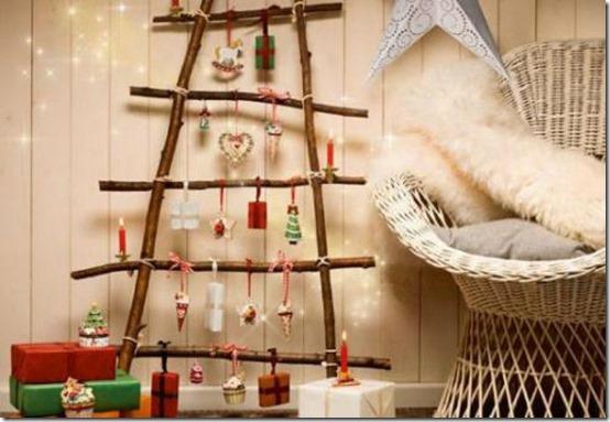 árboles-de-Navidad con-escaleras-de-madera (6)