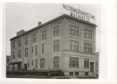McCormick Harvester Building, 301 S. Blount St.Courtesy of Gary Tipler