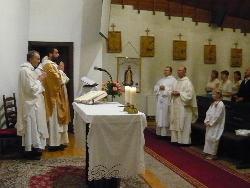 József testvér fogadalomtétele, 2011.09.24., Debrecen - P1010850.JPG