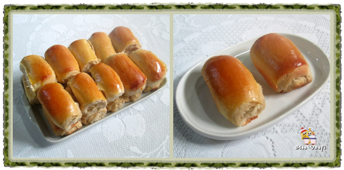 Pão licoroso de laranja 9