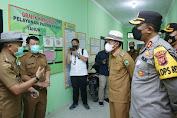 Atasi Covid di Kabupaten subang, Kang Jimat Tekankan Klinik dan RS Swasta Sediakan Kuota 40%