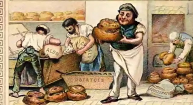 What Did People Eat to Survive During the Victorian Era