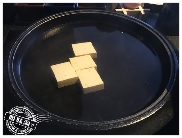 高雄品日式料理-壽喜燒豆腐