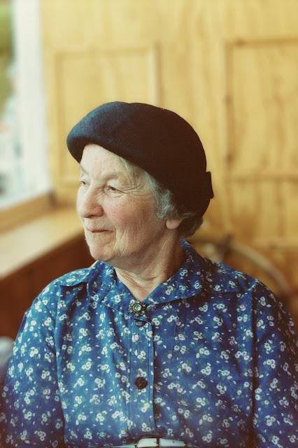 Gladys Rogers, my Nan