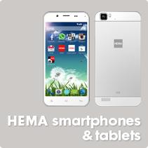 smartphones en tablets van HEMA