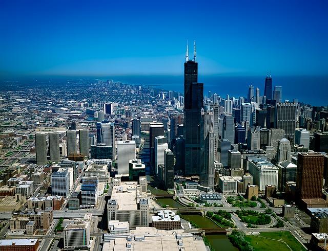 chicago illinois architecture
