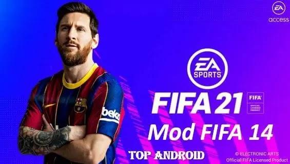 تحميل لعبة FIFA 2021 Mod FIFA
