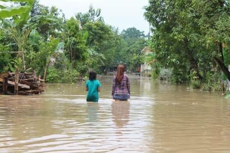 Daerah rawan bencana Kabupaten/kota