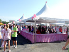 The post race Expo area.