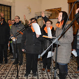 Służba Śpiewaków Odnowy w par.św.A.Boboli 21.03.2016