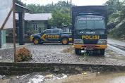 Polisi Jaga Ketat Wilayah Desa Besilam Bukit Lembasa, Ini Kata KBO Sabhara Polres Langkat