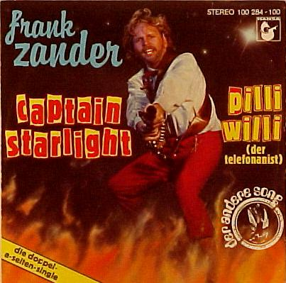frank zander captain starlight
