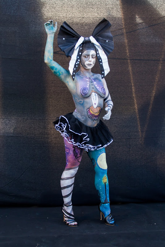 IMG_5046 Color Sea Festival Bodypainting 2018
