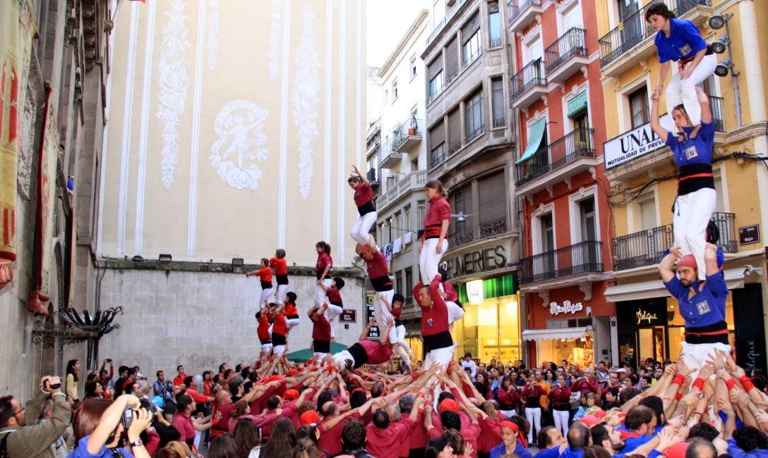 Aniversari Castellers de Lleida 16-04-11 - 20110416_156_2Pd4_CdL_XVI_Aniversari_de_CdL.jpg