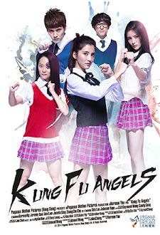 Tinh Võ Thanh Xuân - Kung Fu Angels (2014) Poster
