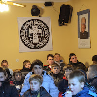 30. 12. 2013 r. Zbiórka ministrantów