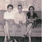 Eliz.Gallagher,Herschel and Lottie Gleaves Clements