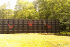 The Warrior Wall!