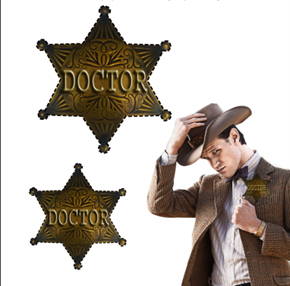 insignia doctor Who