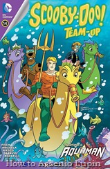Actualización 22/04/2016: Se agrega el numero # 14 de Scooby-Doo Team-Up por Rockfull y Darkvid del Team-Up Prixcomics, Gisicom y CRG.