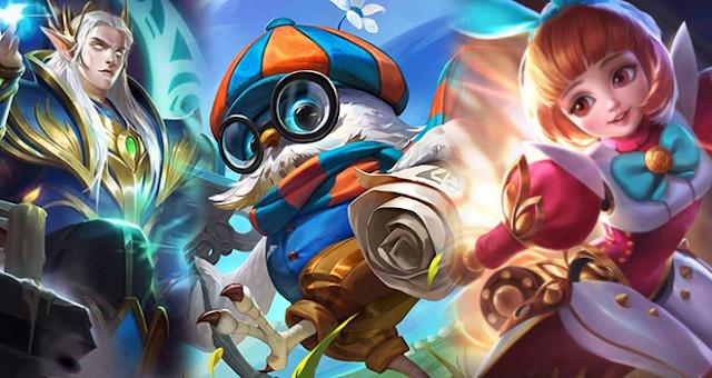 Cara bermain sebagai support di Mobile Legends