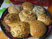 Le pain maison de Dija Kal - recette indexée dans les Divers
