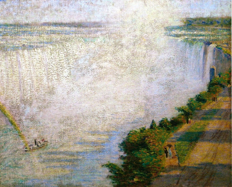 Philip Leslie Hale - Niagara Falls