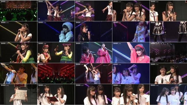 190915 (1080p) HKT48 研究生「脳内パラダイス」公演 田中伊桜莉 生誕祭 DMM HD